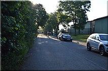 SP4409 : Footpath by Siemens by N Chadwick