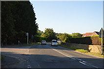 SP4408 : Oxford Rd, B4044 by N Chadwick