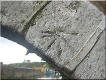 SE1537 : OS 1GL Bolt, Junction Bridge 208, Leeds & Liverpool Canal by Stephen Armstrong
