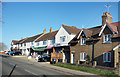 TQ0479 : Shops on Thorney Lane South by Des Blenkinsopp