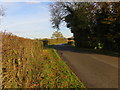 SP0054 : Road from Abberton to Radford by Peter Wood