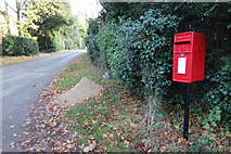 TM3669 : The Church Postbox by Adrian Cable
