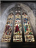 TA1028 : St Mary, Lowgate: stained glass window (a) by Basher Eyre