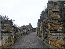 TA0489 : Scarborough Castle [2] by Michael Dibb