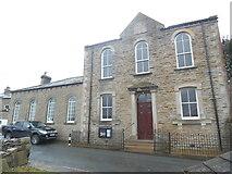 SD8789 : Gayle Methodist Chapel by David Hillas