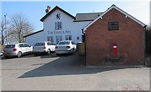 SO4430 : The Kilpeck Inn, Kilpeck, Herefordshire by Jaggery