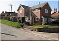 SO4430 : Bakery Cottage, Kilpeck, Herefordshire by Jaggery