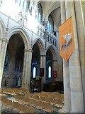 TA0339 : Inside Beverley Minster (6) by Basher Eyre