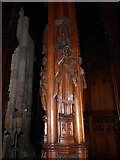 TA0339 : Inside Beverley Minster (13) by Basher Eyre