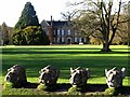 NZ0284 : Wallington Hall (the classic view) by Andrew Curtis