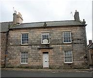 NT9953 : Eagle House, Railway Street, Berwick by Bill Harrison