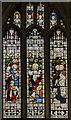 TA0339 : Stained glass window, St Mary's church, Beverley by Julian P Guffogg