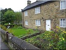 SK2176 : Rose Cottage, Eyam by Marathon