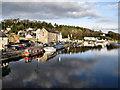 S7143 : Graiguenamanagh Quay by kevin higgins