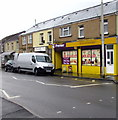 SS9498 : G S Convenience Store, Treherbert by Jaggery