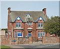 NJ7249 : Aberdeenshire council offices, Manse Terrace, Turriff by Bill Harrison