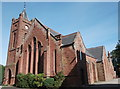 NJ7249 : St Andrew's church, Turriff by Bill Harrison