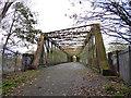 SJ3795 : Bridge over Walton Hall Avenue by Stephen Craven