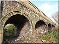 SJ3696 : Hartley Avenue bridge (2) by Stephen Craven