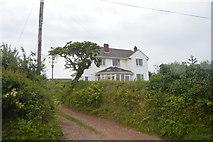 SX5349 : Jenys' Park Farm by N Chadwick