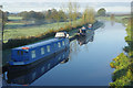 SJ5360 : Shropshire Union Canal, by Bate's Mill Bridge by Stephen McKay
