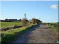 TL1374 : Track to Glebe Farm by Robin Webster