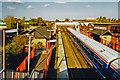 TQ3671 : Lower Sydenham station, 2001 by Ben Brooksbank