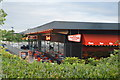 TL4658 : Pizza Hut, Cambridge Retail Park by N Chadwick