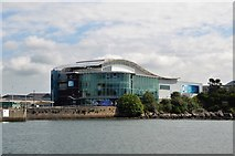 SX4854 : National Marine Aquarium by N Chadwick