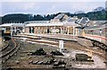 SD9851 : Skipton Railway Station from a train by Martin Tester