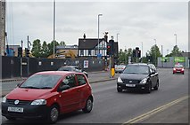 TL4658 : Newmarket Rd, A1134 by N Chadwick