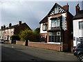 SK4155 : Detached house, Prospect Street, Alfreton by Christine Johnstone