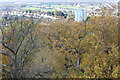 TQ4376 : View west from Severndroog Castle by M J Roscoe