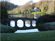 ST7733 : The Palladian Bridge and Pantheon by Philip Halling