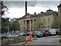 SE1416 : Former infirmary. latterly a college, Huddersfield by Chris Allen