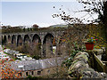 SD6973 : Ingleton Viaduct by David Dixon