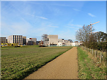 TL4259 : Approaching Eddington by John Sutton