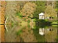 ST7733 : Temple of Flora and Garden Lake by Philip Halling