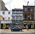 SJ8498 : ##105-109 Oldham Street. by Gerald England
