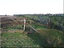 SE0028 : Stile on Wadsworth FP61 in Keelam Lane by Humphrey Bolton