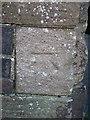 SP0394 : OS benchmark - Great Barr, Biddleston Bridge by Richard Law