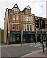 ST3187 : Hairdressers and barbers, Commercial Road, Newport by Jaggery