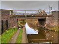 SJ6775 : Bridge number 193 on the Trent and Mersey Canal by David Dixon