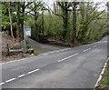 SS7899 : Tonna boundary sign by Jaggery