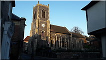 TL8683 : St Peter, Thetford by Chris Brown