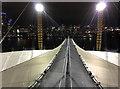 TQ3980 : Walkway over the O2 Dome : Week 46