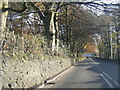 SE0004 : A635 Holmfirth Road near Hollins by Colin Pyle