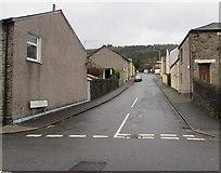 SS9497 : Jones Street, Ynyswen by Jaggery
