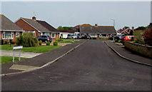 ST3049 : Westfield Close, Burnham-on-Sea by Jaggery