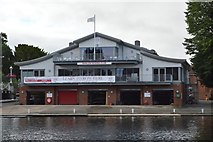 SU8586 : Marlow Rowing Club by N Chadwick